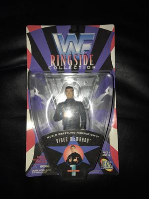 Vince Mcmahon WWF 1997 action figure for Sale in Lowell, MA