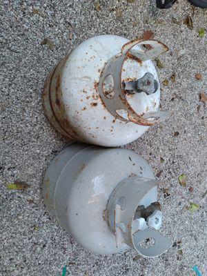 2 empty propane tanks for Sale in Hialeah, FL