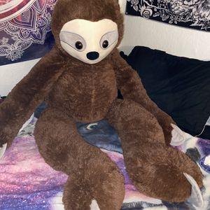 Giant Sloth Plush for Sale in Fresno, CA