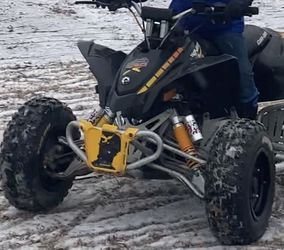 2010 Can-am DS 90X Youth Four Wheeler ATV for Sale in Chesapeake,  VA