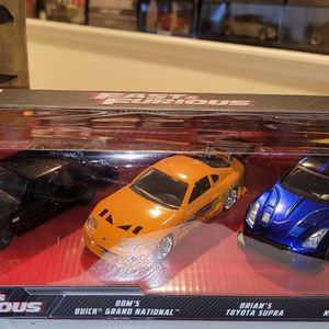 1:32 FAST & FURIOUS 3 - Pack Diecast Models for Sale in Houston, TX
