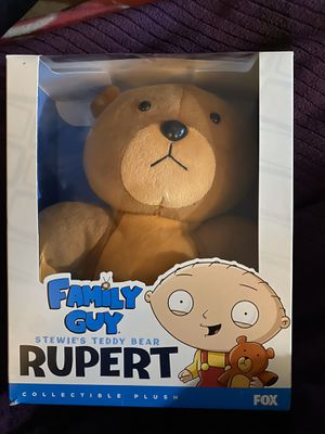 Rupert teddy bear for Sale in South Gate, CA