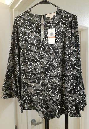Michael Kors Star L/S Blouse for Sale in Chula Vista, CA
