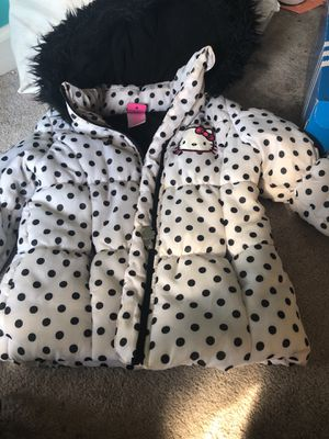 Kids size 4 hello kitty for Sale in Raleigh, NC