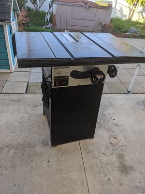 Rockwell Model 9 Table saw for Sale in HUNTINGTN BCH, CA