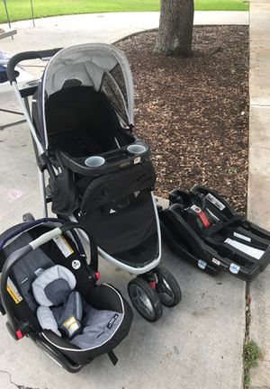 Graco Click Connect System Stroller/Car seat for Sale in Pembroke Pines, FL