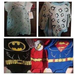 New Baby clothes Ropa nueva De Bebe Size 3-6meses for Sale in Bell Gardens, CA