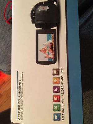 Dvc FHD 1080p high definition camcorder for Sale in Evansville, IN