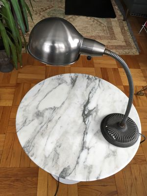 Vintage Industrial Gooseneck lamp. for Sale in New York, NY