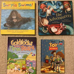 Hardback Kids Books All $20 (just One of them Retails $16.99 + Tax) for Sale in Beverly Hills, CA