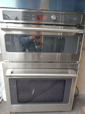 MICROWAVE AND OVEN COMBO GE CAFE NEW for Sale in Santa Ana, CA