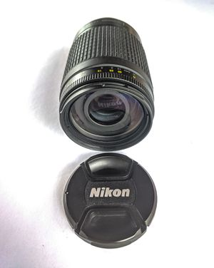 Nikon Nikkor FX Zoom Lenses 70-300mm for Sale in Davie, FL