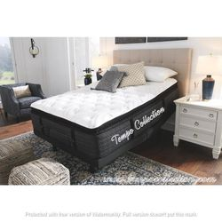 NEW IN THE BOX. ***ONLY MATTRESS*** 16 Inch QUEEN SIZE HYBRID MATTRESS,NOT RECYCLE SKU# TCMM66931M for Sale in Westminster,  CA