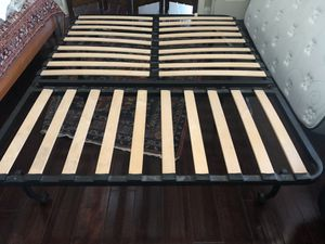 IKEA foldable bed, Sleeper sofa. Full size, Can fold into sofa , Frame only. for Sale in Los Angeles, CA