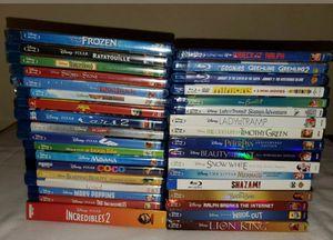 45 Disney Blu-Ray Movies for Sale in San Diego, CA