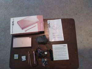 Nintendo DS lite pink for Sale in Medina, OH
