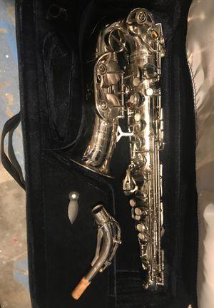 Silver alto saxophone for Sale in Spring, TX