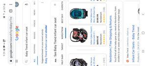 Babytrend infant car seat for Sale in El Cajon, CA
