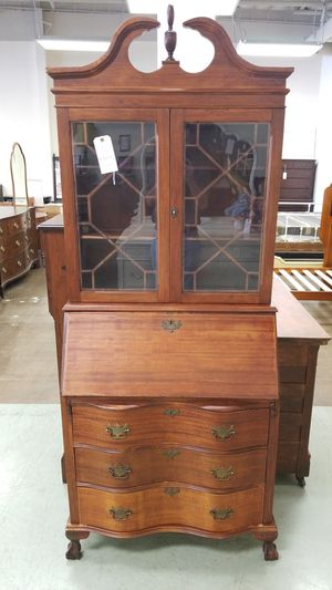 Mahogany Secretary Desk for Sale in Willow Street, PA