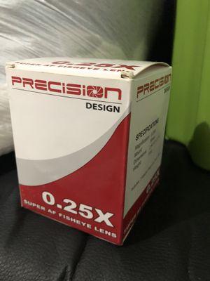 Fisheye lens for Sale in Silver Spring, MD