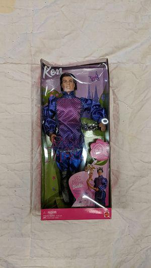 Vintage Ken Rose Prince Doll for Sale in Chico, CA