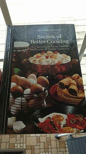 1973 secrets of better cooking for Sale in Appomattox, VA