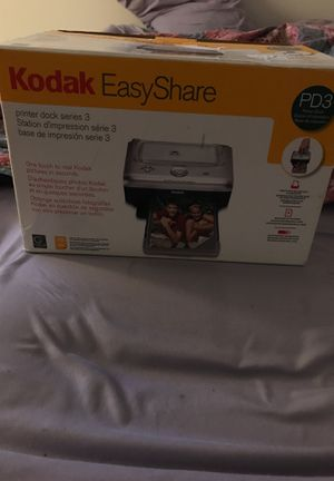 Kodak easy share picture Pinter for Sale in Baltimore, MD