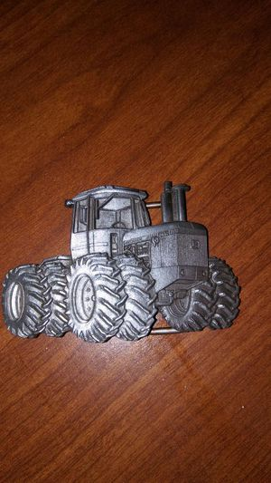 Vintage 1980 John Deere tractor belt buckle for Sale in Harrisonburg, VA