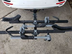 Two Bike Rack w/ Hitch for Sale in Fort Mill, SC