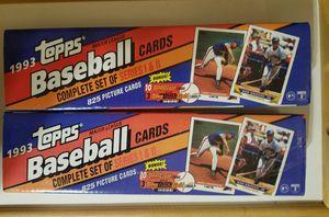 Baseball cards new unopened for Sale in Arlington, VA