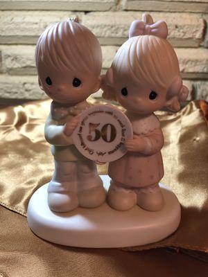 Anniversary precious moments figurine. for Sale in North Richland Hills, TX