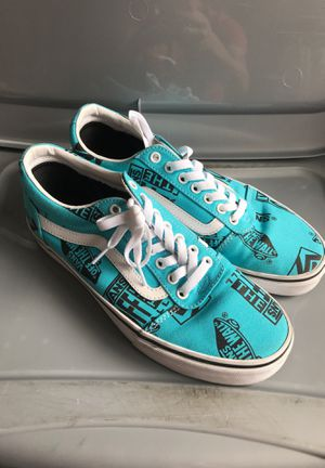 Teal Vans for Sale in Concord, CA