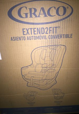 Graco extend to fit car seat for Sale in McKeesport, PA
