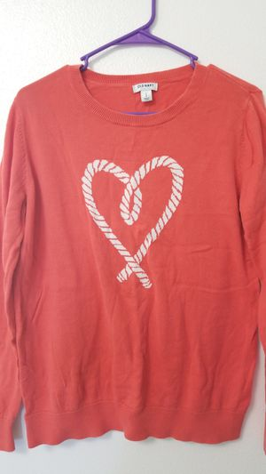 Old Navy long sleeve shirt, size L for Sale in Baltic, SD