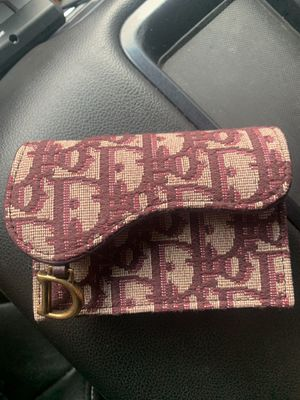 Dior wallet/ card holder for Sale in Broomfield, CO