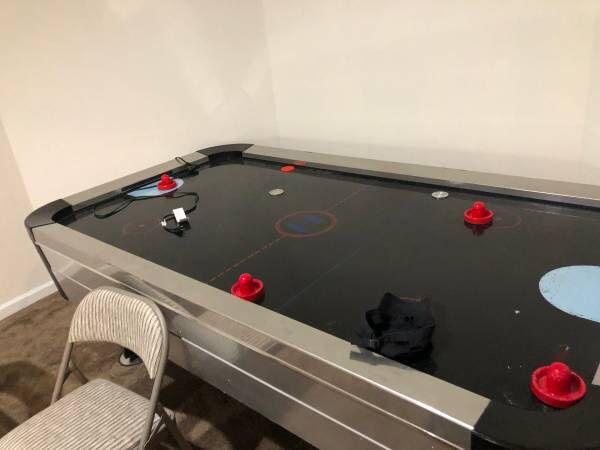 New Hockey Table