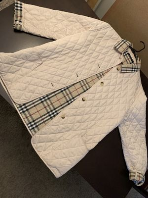 Burberry bomber for Sale in Linthicum Heights, MD