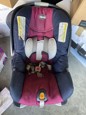Chicco Keyfit infant car seat for Sale in Henrico, VA