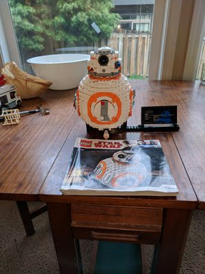 Lego Star wars bb8 set# 75187 for Sale in Hillsboro, OR