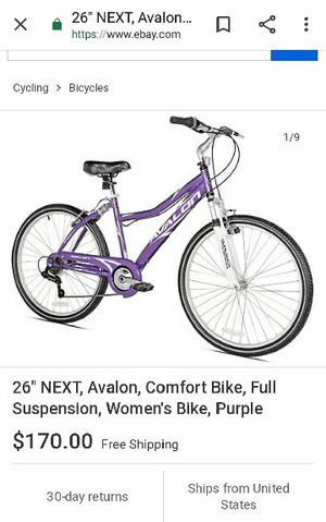 Next Avalon 26' bike for Sale in Greenville, NC