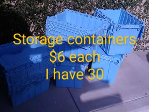 Storage containers for Sale in Westminster, CA