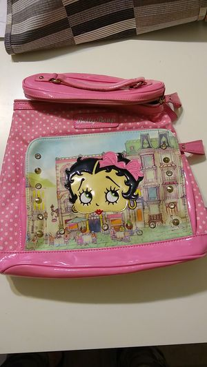 Betty Boop backpack purse for Sale in Valrico, FL