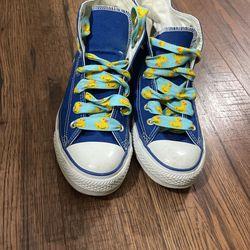 Converse w/ Duck Shoelaces for Sale in Woodstock,  GA