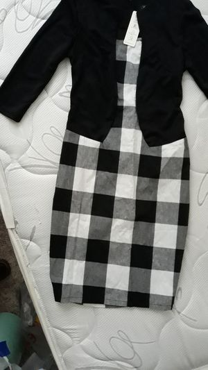 Black and white dress small for Sale in Fort Washington, MD