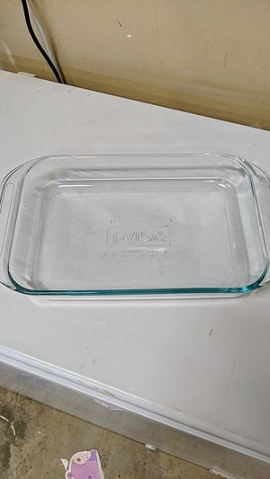 Pyrex 9x13-3qt Casserole Pan for Sale in Kent, WA