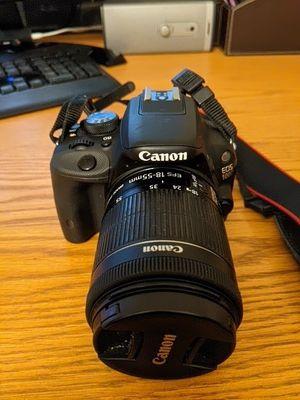 Canon EOS Rebel SL1 with 18-55 for Sale in Virginia Beach, VA