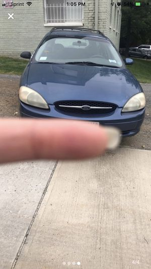 Ford Taurus 2002 for Sale in Washington, DC