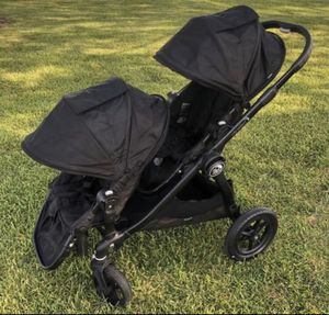Baby Jogger City Select Double Stroller for Sale in Pico Rivera, CA