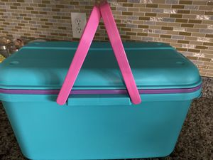 Plastic storage container for Sale in Chandler, AZ