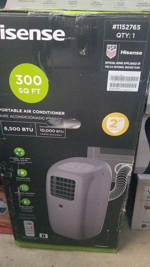 PORTABLE AIR CONDITIONER 6,500 BTU for Sale in Hesperia, CA